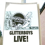 2013-03-23 Klangkino Gebesee – The Glitterboys – 1h Midset